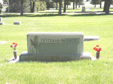 ENTERMAN, FAMILY PLOT HEADSTONE - Sheridan County, Nebraska | FAMILY PLOT HEADSTONE ENTERMAN - Nebraska Gravestone Photos