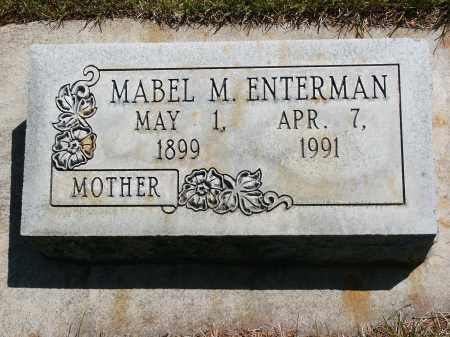 HAGEL ENTERMAN, MABEL M. - Sheridan County, Nebraska | MABEL M. HAGEL ENTERMAN - Nebraska Gravestone Photos