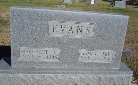 EVANS, MARGARET E. - Sheridan County, Nebraska | MARGARET E. EVANS - Nebraska Gravestone Photos