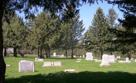 *FAIRVIEW CEMETERY, VIEW OF - Sheridan County, Nebraska | VIEW OF *FAIRVIEW CEMETERY - Nebraska Gravestone Photos