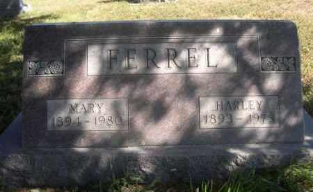 FERREL, MARY - Sheridan County, Nebraska   MARY FERREL - Nebraska Gravestone Photos
