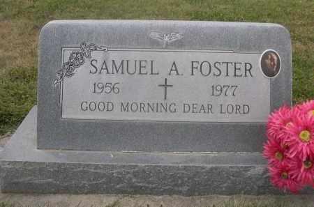 FOSTER, SAMUEL A. - Sheridan County, Nebraska   SAMUEL A. FOSTER - Nebraska Gravestone Photos