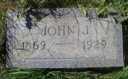 GASWICK, JOHN J. - Sheridan County, Nebraska | JOHN J. GASWICK - Nebraska Gravestone Photos