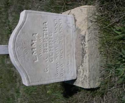 GEHRIG, EMMA - Sheridan County, Nebraska   EMMA GEHRIG - Nebraska Gravestone Photos
