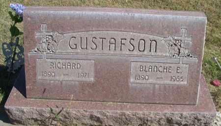 GUSTAFSON, BLACHE E. - Sheridan County, Nebraska | BLACHE E. GUSTAFSON - Nebraska Gravestone Photos