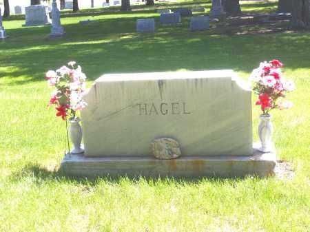 HAGEL, BERTHA - Sheridan County, Nebraska | BERTHA HAGEL - Nebraska Gravestone Photos