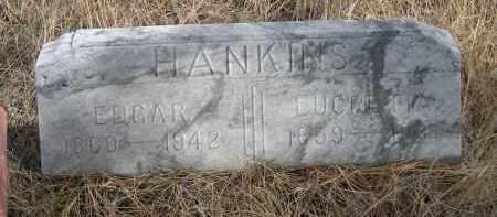 HANKINS, LUCRETIA - Sheridan County, Nebraska | LUCRETIA HANKINS - Nebraska Gravestone Photos