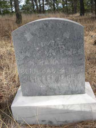 HANKINS, LOYDE - Sheridan County, Nebraska | LOYDE HANKINS - Nebraska Gravestone Photos