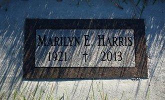 HARRIS, MARILYN ELLA - Sheridan County, Nebraska | MARILYN ELLA HARRIS - Nebraska Gravestone Photos
