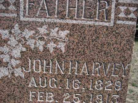 HARVEY, JOHN - Sheridan County, Nebraska   JOHN HARVEY - Nebraska Gravestone Photos