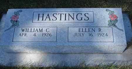 HASTINGS, WILLIAM C. - Sheridan County, Nebraska | WILLIAM C. HASTINGS - Nebraska Gravestone Photos