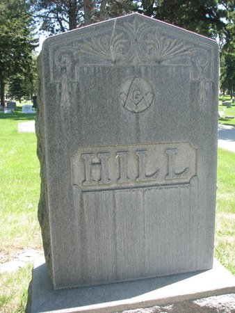 HILL, *FAMILY MONUMENT - Sheridan County, Nebraska   *FAMILY MONUMENT HILL - Nebraska Gravestone Photos