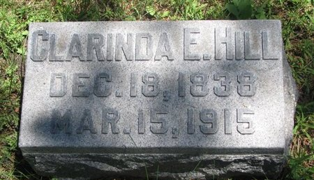 DAVIDSON HILL, CLARINDA ELIZABETH - Sheridan County, Nebraska   CLARINDA ELIZABETH DAVIDSON HILL - Nebraska Gravestone Photos