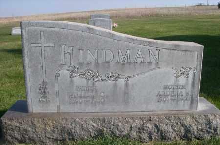 HINDMAN, ARDENA J. - Sheridan County, Nebraska | ARDENA J. HINDMAN - Nebraska Gravestone Photos
