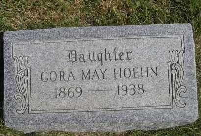 HOEHN, CORA MAY - Sheridan County, Nebraska | CORA MAY HOEHN - Nebraska Gravestone Photos
