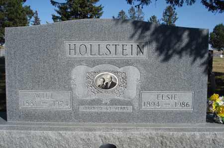 HOLLSTEIN, WILL - Sheridan County, Nebraska | WILL HOLLSTEIN - Nebraska Gravestone Photos