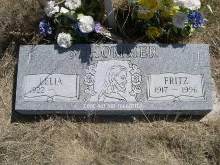 SCHOMMER, LELIA - Sheridan County, Nebraska | LELIA SCHOMMER - Nebraska Gravestone Photos