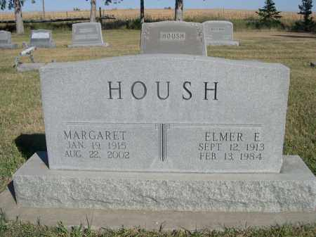 HOUSH, MARGARET - Sheridan County, Nebraska | MARGARET HOUSH - Nebraska Gravestone Photos
