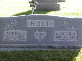 HULL, WILLIS GORDON - Sheridan County, Nebraska | WILLIS GORDON HULL - Nebraska Gravestone Photos