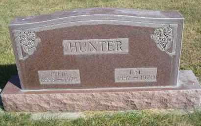 HUNTER, LEE - Sheridan County, Nebraska   LEE HUNTER - Nebraska Gravestone Photos