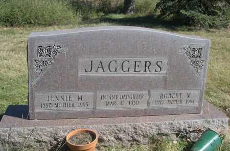 JAGGERS, JENNIE M - Sheridan County, Nebraska | JENNIE M JAGGERS - Nebraska Gravestone Photos