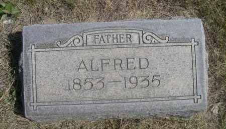 JOHNSON, ALFRED - Sheridan County, Nebraska | ALFRED JOHNSON - Nebraska Gravestone Photos