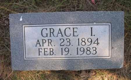 JOHNSON, GRACE I. - Sheridan County, Nebraska   GRACE I. JOHNSON - Nebraska Gravestone Photos