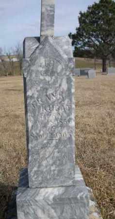 KUBAT, FRANK - Sheridan County, Nebraska | FRANK KUBAT - Nebraska Gravestone Photos
