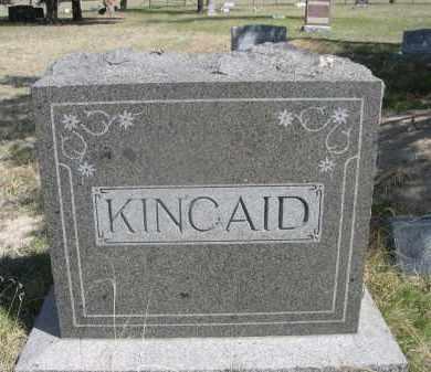 KINCAID, FAMILY - Sheridan County, Nebraska   FAMILY KINCAID - Nebraska Gravestone Photos