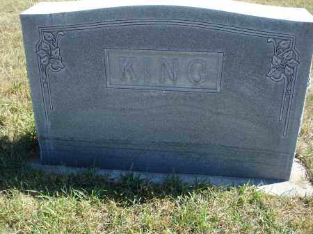 KING, FAMILY - Sheridan County, Nebraska   FAMILY KING - Nebraska Gravestone Photos