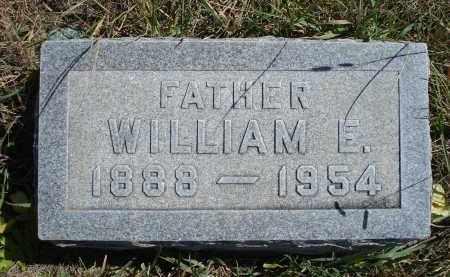 KING, WILLIAM E. - Sheridan County, Nebraska | WILLIAM E. KING - Nebraska Gravestone Photos