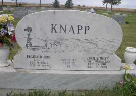 "HUNZICKER KNAPP, LUCILLE HELEN ""SUSIE"" - Sheridan County, Nebraska   LUCILLE HELEN ""SUSIE"" HUNZICKER KNAPP - Nebraska Gravestone Photos"