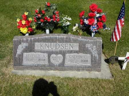 KNUDSEN, BEVERLY ANN - Sheridan County, Nebraska   BEVERLY ANN KNUDSEN - Nebraska Gravestone Photos