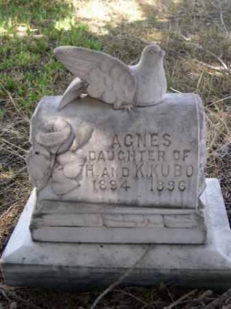 KUBO, AGNES - Sheridan County, Nebraska | AGNES KUBO - Nebraska Gravestone Photos