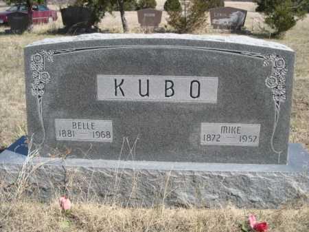 KUBO, MIKE - Sheridan County, Nebraska   MIKE KUBO - Nebraska Gravestone Photos