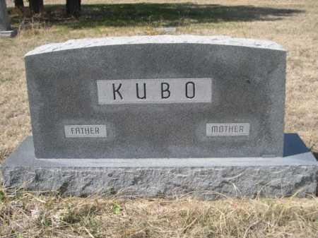 KUBO, FAMILY - Sheridan County, Nebraska   FAMILY KUBO - Nebraska Gravestone Photos