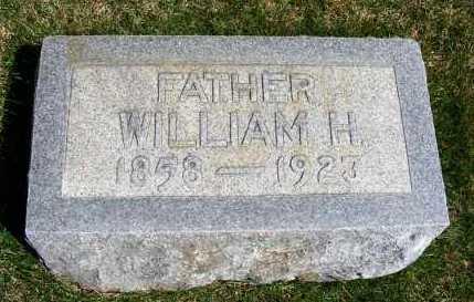 LAWRENCE, WILLIAM HOWE - Sheridan County, Nebraska | WILLIAM HOWE LAWRENCE - Nebraska Gravestone Photos