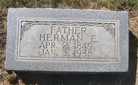 LOCHMANN, HERMAN E. - Sheridan County, Nebraska | HERMAN E. LOCHMANN - Nebraska Gravestone Photos