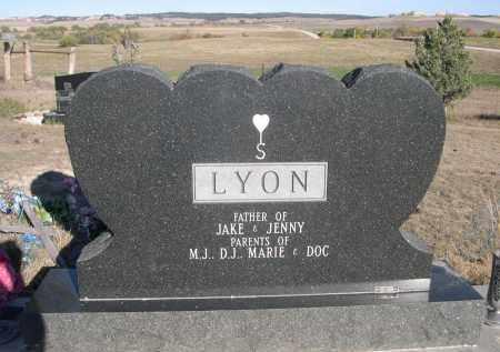 LYON, LILA M. - Sheridan County, Nebraska   LILA M. LYON - Nebraska Gravestone Photos