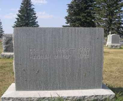 MAGOWEN, ED. H. - Sheridan County, Nebraska | ED. H. MAGOWEN - Nebraska Gravestone Photos