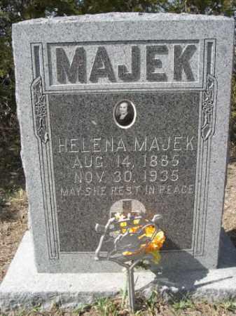 MAJEK, HELENA - Sheridan County, Nebraska | HELENA MAJEK - Nebraska Gravestone Photos