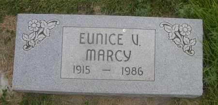MARCH, EUNICE V. - Sheridan County, Nebraska   EUNICE V. MARCH - Nebraska Gravestone Photos