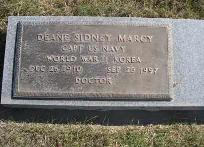 MARCY, DEANE SIDNEY - Sheridan County, Nebraska | DEANE SIDNEY MARCY - Nebraska Gravestone Photos