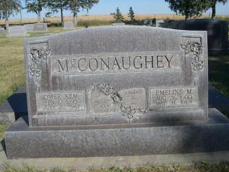MCCONAUGHEY, OMER KEM - Sheridan County, Nebraska | OMER KEM MCCONAUGHEY - Nebraska Gravestone Photos