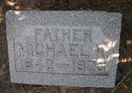 MICHAELSON, MICHAEL K. - Sheridan County, Nebraska   MICHAEL K. MICHAELSON - Nebraska Gravestone Photos