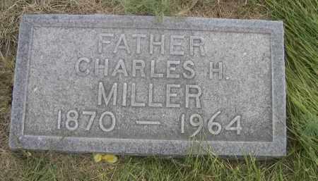 MILLER, CHARLES H. - Sheridan County, Nebraska | CHARLES H. MILLER - Nebraska Gravestone Photos