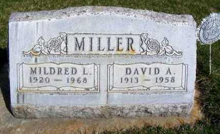 MILLER, MILDRED L. - Sheridan County, Nebraska | MILDRED L. MILLER - Nebraska Gravestone Photos