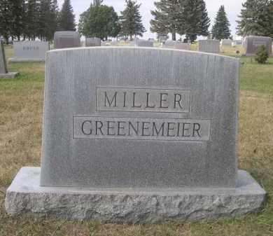 GREENEMEIER, FAMILY - Sheridan County, Nebraska | FAMILY GREENEMEIER - Nebraska Gravestone Photos