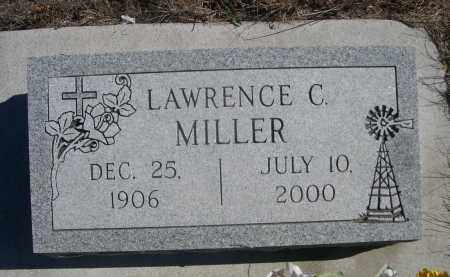 MILLER, LAWRENCE C. - Sheridan County, Nebraska | LAWRENCE C. MILLER - Nebraska Gravestone Photos