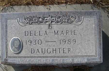 VYBIRAL NISSEN, DELLA MARIE - Sheridan County, Nebraska | DELLA MARIE VYBIRAL NISSEN - Nebraska Gravestone Photos